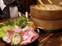 島豚屋|蒸籠阿骨豬+苦瓜炒蛋,超級好吃那霸國際通美食推薦! @陳小沁の吃喝玩樂