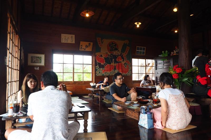 花人逢|無敵景觀日式老宅中吃熔岩PIZZA,沖繩必吃美食推薦!