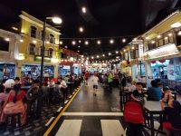 聖淘沙名勝世界馬來西亞美食街|便宜好吃的聖淘沙美食,就去馬來西亞美食街! @陳小沁の吃喝玩樂