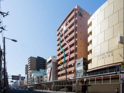 大阪日本橋住宿推薦|10間評價好 便宜 交通方便飯店民宿!