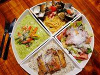 吃義燉飯|好吃台北燉飯!南京復興聚餐首選,好吃不貴! @陳小沁の吃喝玩樂
