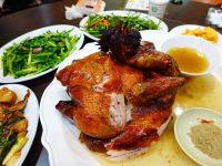 天下第一窯烤雞|宜蘭烤雞推薦,烤雞內塞檸檬去油解膩很特別! @陳小沁の吃喝玩樂