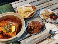 Muthu's Curry 新加坡必吃美食,咖哩魚頭配印度烤餅!小印度區美食! @陳小沁の吃喝玩樂