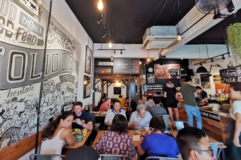 Tolido's Espresso Nook|新加坡早午餐推薦,排名第一名的新加坡美食!超美味馬鈴薯餅必點!