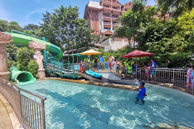 水上探險樂園|玩遍水上探險樂園攻略!彩虹礁遊/海底行(聖淘沙名勝世界)