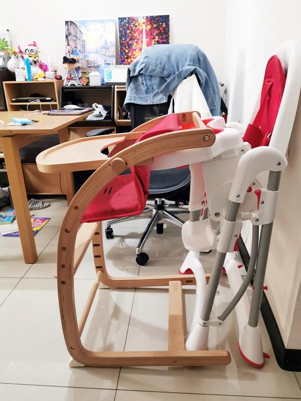 兒童餐椅推薦♥買my heart餐椅的10個理由,後悔沒早點入手!