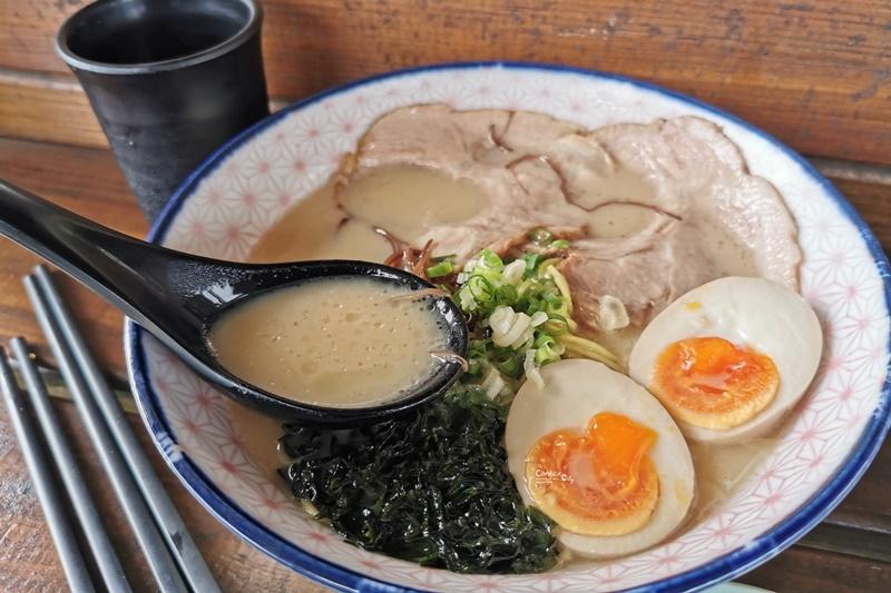 屋台拉麵 吹風看田野風光吃拉麵!宜蘭頭城拉麵!好吃的道地日本味!