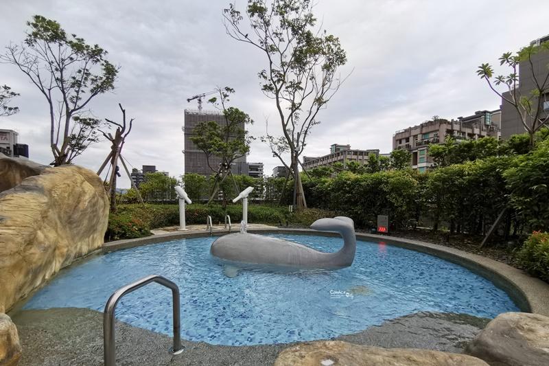 礁溪寒沐酒店|超好玩宜蘭親子飯店!泳池滑水道,賽車道,泡湯飯店,一泊二食這才是度假!