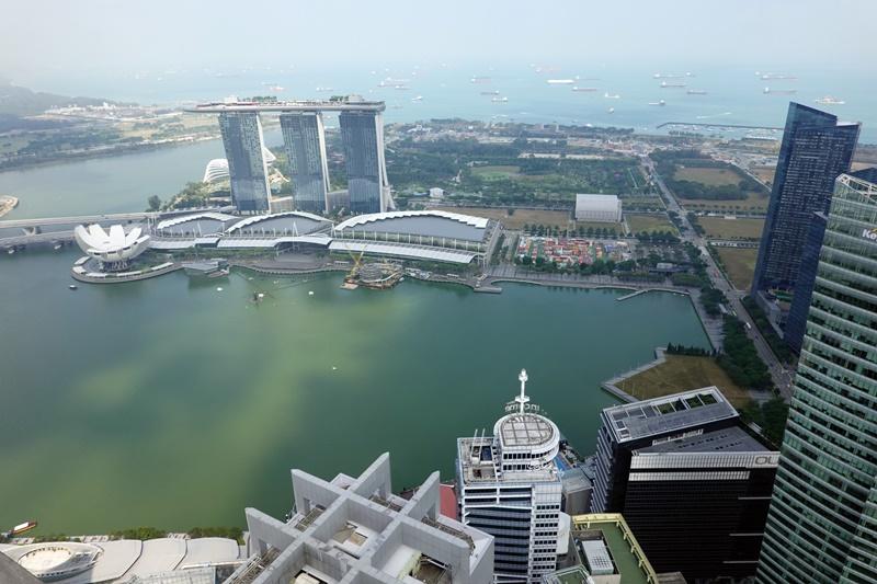 1-ALTITUDE觀景台|晚上夜店白天觀景台,前3新加坡酒吧VIEW超好!
