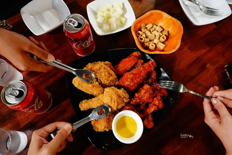 濟州島bbq炸雞|濟州必吃宵夜,原味橄欖油炸雞最好吃! @陳小沁の吃喝玩樂