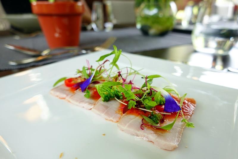 Tangerine 天滋林鮮泰餐廳|創意泰式料理,聖淘沙約會餐廳選這間!