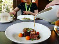 Tangerine 天滋林鮮泰餐廳|創意泰式料理,聖淘沙約會餐廳選這間! @陳小沁の吃喝玩樂
