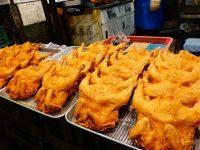 百年鐵鍋炸全雞|西面美食,釜田市場炸全雞!釜山炸全雞這吃這間,在地人大推薦! @陳小沁の吃喝玩樂