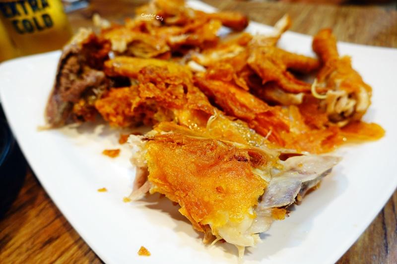 百年鐵鍋炸全雞|西面美食,釜田市場炸全雞!釜山炸全雞這吃這間,在地人大推薦!