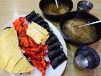 팔미분식紫菜包飯|西面早餐推薦!好吃的泡菜紫菜包飯,在地人推薦隱藏美食! @陳小沁の吃喝玩樂
