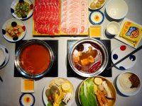 肉大人肉舖火鍋|培培豬鍋桌邊現炒,番茄培根湯底好好吃(含菜單) @陳小沁の吃喝玩樂