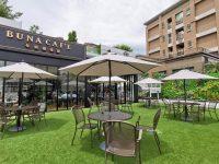 BUNA CAF'E 布納咖啡館 內湖店|大理石加純白歐風咖啡廳!超好拍內湖咖啡廳 @陳小沁の吃喝玩樂