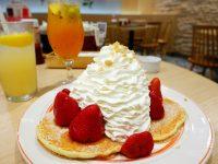 Eggs'n Things 台北微風松高店|輕盈無負擔奶油鬆餅,非常好吃! @陳小沁の吃喝玩樂