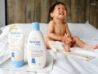 Aveeno艾惟諾♥燕麥益敏系列 寶寶敏感肌更需要加倍呵護! @陳小沁の吃喝玩樂