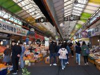黑豬肉一條街,東門市場,生魚片一條街,中央地下街|濟州島必去景點1次訪! @陳小沁の吃喝玩樂