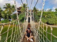 亞洲大陸最南點|巴拉望海灘,叢林探險吊橋,聖淘沙景點必訪! @陳小沁の吃喝玩樂