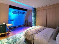 海景套房|此生必住!超浪漫新加坡水族館酒店!S.E.A.海洋館酒店 @陳小沁の吃喝玩樂