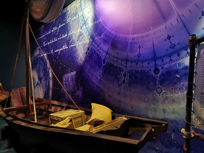 新加坡海事博物館|新加坡海上絲路歷史,吹冷氣的聖淘沙名勝世界網美景點!