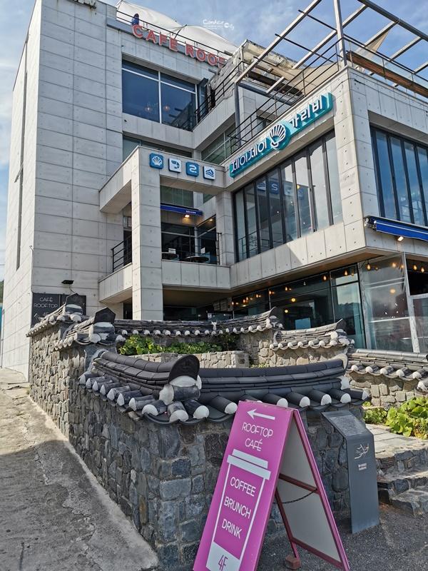 釜山Cafe Roof Top|屋頂咖啡廳交通,無敵海景咖啡廳!必去釜山咖啡廳推薦!