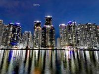 The bay 101冬柏站|釜山夜景倒影超美,究竟怎麼拍到好照片攻略! @陳小沁の吃喝玩樂