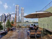 釜山the box cafe|絕美風景咖啡廳,超好拍的釜山咖啡廳推薦! @陳小沁の吃喝玩樂