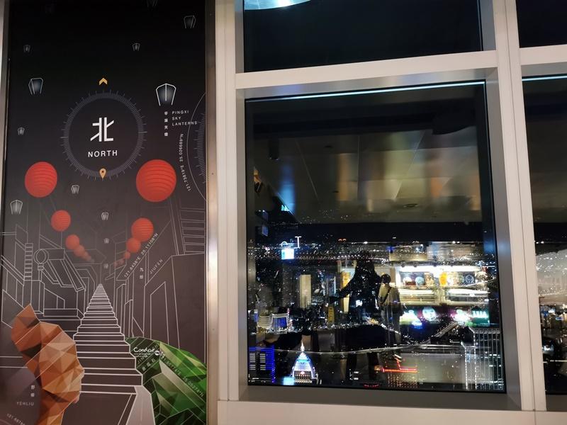 台北101觀景台|101大樓眺望台北夜景,美不勝收(提前買門票較便宜!)