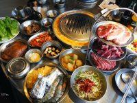 新麻蒲海鷗韓國烤肉|豬皮超好吃!國父紀念館烤肉NO1! @陳小沁の吃喝玩樂