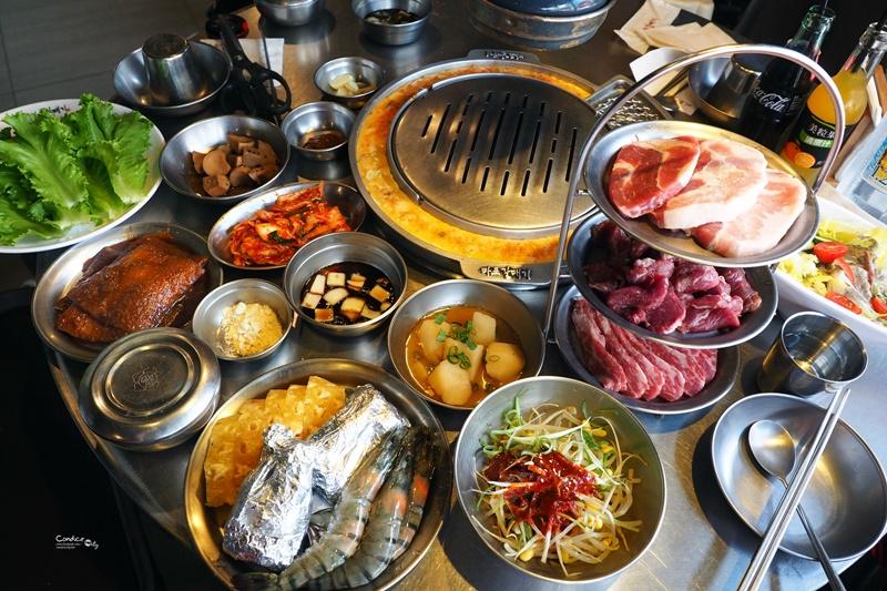 新麻蒲海鷗韓國烤肉