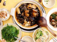 烏家庄|烏骨雞湯,鹽焗雞兩大招牌菜色必吃!台南美食推薦! @陳小沁の吃喝玩樂