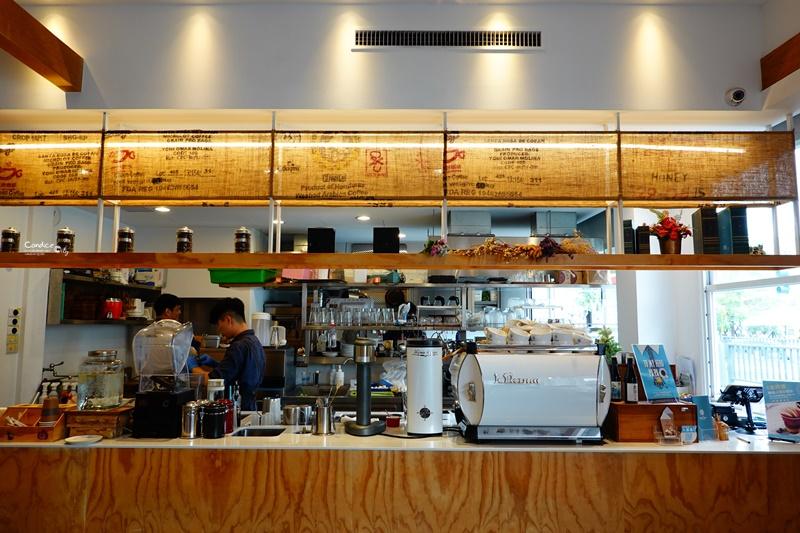 成真咖啡 台南正興店|超厚舒芙蕾鬆餅!台中來的咖啡廳,好吃!