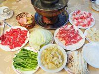 唐宮蒙古烤肉涮羊肉餐廳|歷久不衰老牌涮羊肉火鍋,更愛蒙古烤肉(行天宮美食) @陳小沁の吃喝玩樂