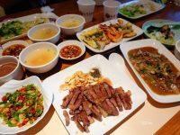 舞紅花鐵板燒|ATT大直美食,好吃鐵板燒!新開幕菜單,親子友善餐廳 @陳小沁の吃喝玩樂