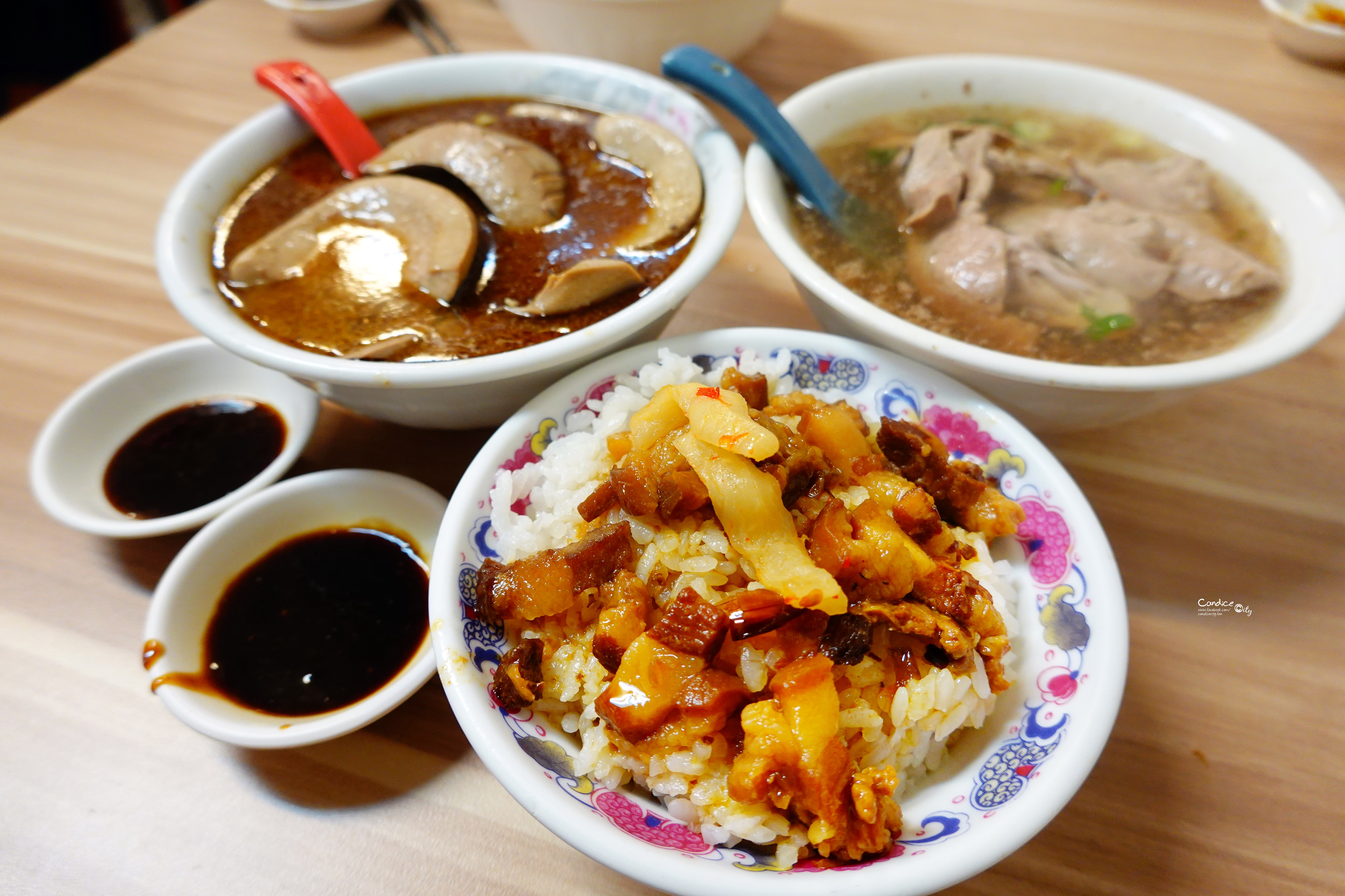 台北滷肉飯推薦》必吃13間台北滷肉飯,內行人吃這間滷肉飯懶人包! @陳小沁の吃喝玩樂