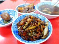 小王清湯瓜仔肉|招牌香菇滷肉飯,非常好吃!華西街夜市美食! @陳小沁の吃喝玩樂