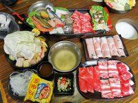 聚品精緻涮涮鍋 福德店|精緻涮涮鍋,大胃王餐,打卡還送肉! @陳小沁の吃喝玩樂