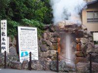 別府溫泉地獄-龍卷地獄|噴發的間歇泉,每30分鐘噴發1次! @陳小沁の吃喝玩樂