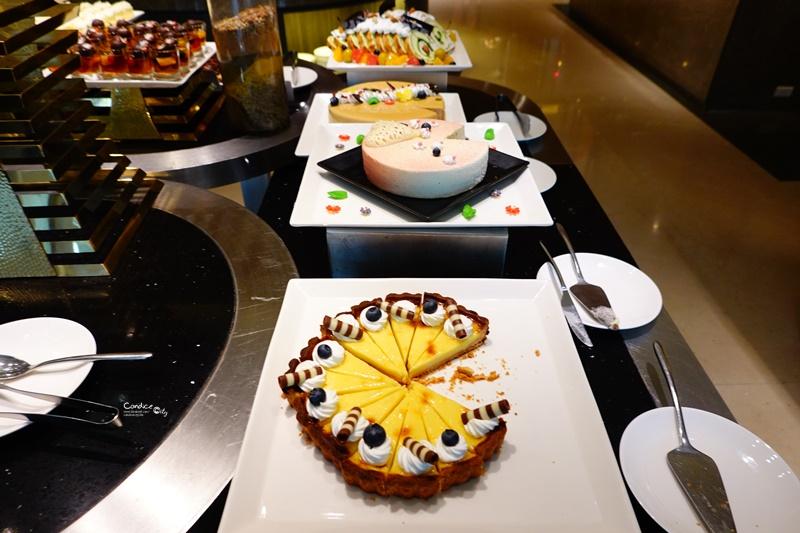台中日月千禧酒店饗樂全日餐廳|主餐牛排龍蝦+自助吃到飽BUFFET(台中美食)