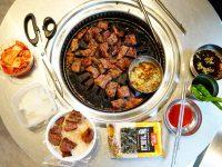 新村站著吃烤肉|跟韓國一樣好吃!站著吃烤肉,台北韓國烤肉推薦! @陳小沁の吃喝玩樂