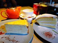 Amber Cafe|下午茶套餐划算,適合聊天聚會的咖啡廳(信義安和) @陳小沁の吃喝玩樂