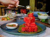 Woo Taiwan泰國料理 大直|花園裡用餐,超好吃創意台北泰式料理! @陳小沁の吃喝玩樂