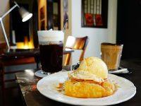 Le Park Cafe公園咖啡館|台北南京復興不限時咖啡廳!蘋果派超好吃! @陳小沁の吃喝玩樂