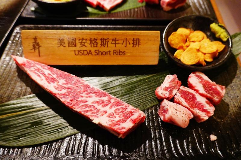 犇 和牛館 燒肉.鍋物|套餐燒肉很划算!午餐還享85折優惠!