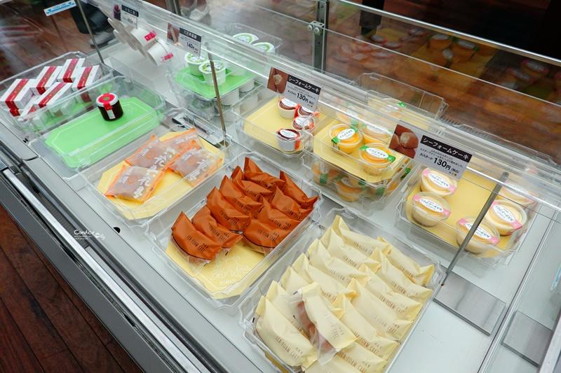六花亭五稜郭店|五陵郭塔3分鐘,可購買伴手禮,內用喝下午茶!