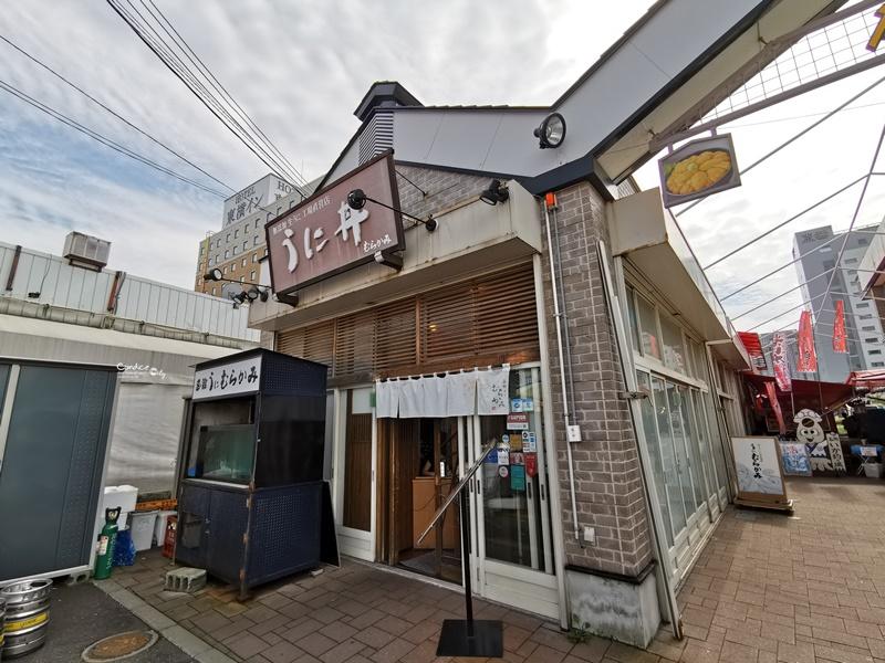 函館朝市|吃北海道海鮮好地方!購買海產乾貨!北海道必去景點!