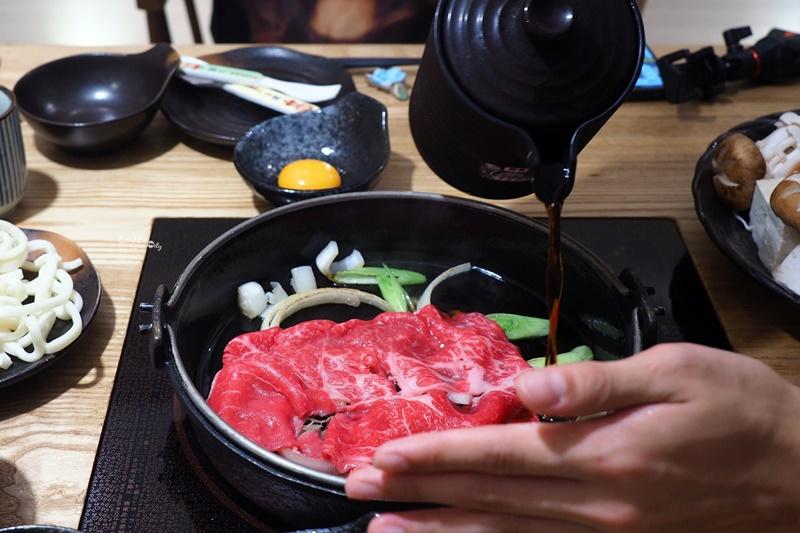 Don-tei 壽喜燒 上極鍋物|超好吃黑毛和牛吃到飽!火鍋壽喜燒都有(中山美食)